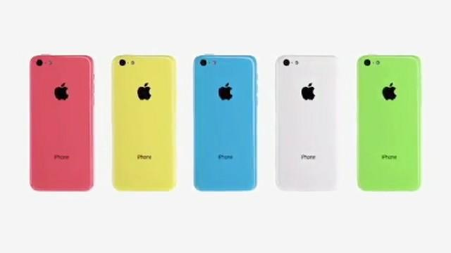 Apple to Scale Back iPhone 5C Orders