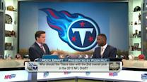 What should the Titans do with the 2nd pick?