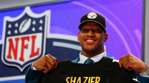 RADIO: Shazier's ready to help get the Steelers back to their winning ways