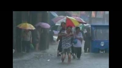 Millions affected by China floods