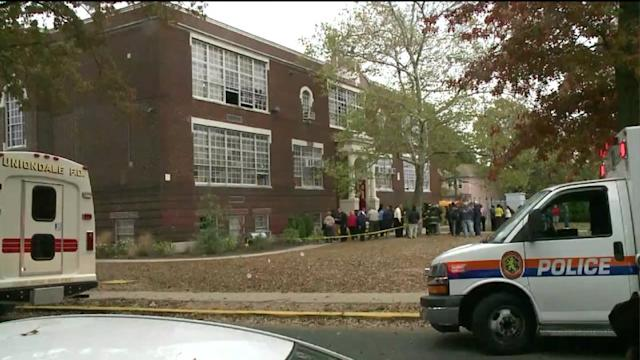 Elementary Student Unleashes Pepper Spray On School