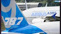 Airbus, Boeing Climb Close To $100 Bln In Air Show Deals