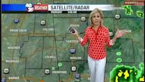 Laura's Weather Webcast May 2md