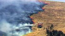 Wildfires raging across southern Australia
