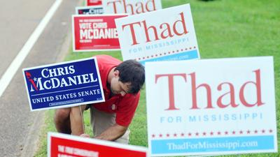 Voting Underway in Mississippi As Nation Watches