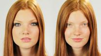 Here's What Top Professional Models Look Like Without Makeup