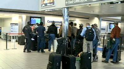 TSA Scanner Down At Jackson Evers Int'l Airport