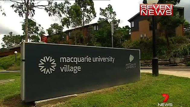 Uni student attacked in dorm room