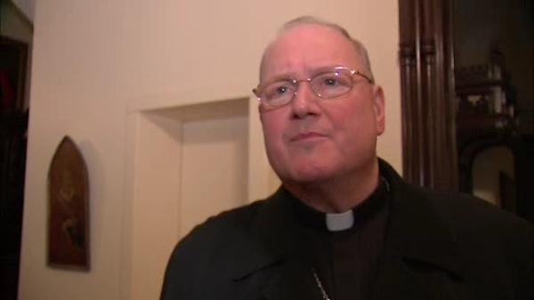 Cardinal Dolan speaks about deposition