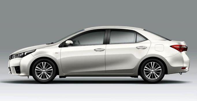 Toyota Corolla Altis 1.8本月也有銷量破千的好表現,總共賣出2,619台