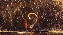 China's Extreme Fireworks Are Beautifully Dangerous