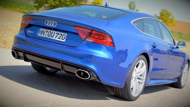 Audi RS 7: Is it the perfect car?