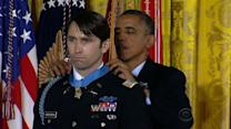 Medal of Honor awarded to former Army Capt. William Swenson