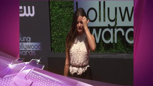 Entertainment News Pop: Lucy Hale Talks Musical Collaborations At The Young Hollywood Awards!