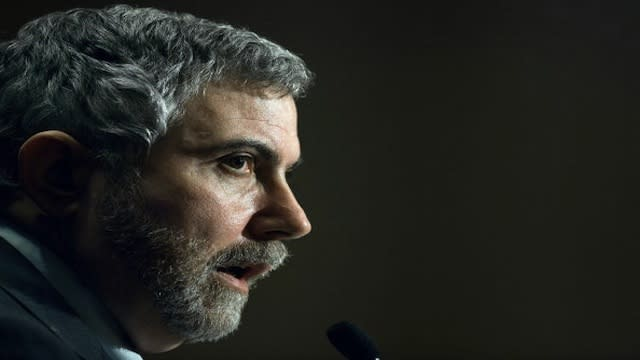 Niall Ferguson to Paul Krugman: You're Still Wrong About Government Spending