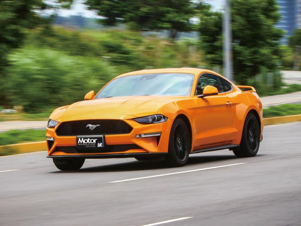 【焦點路試】Ford Mustang EcoBoost Premium 屬於野馬的浪漫
