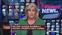 MLB moves Puerto Rico games due to Zika fears