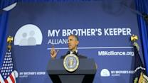 Obama Launches My Brother's Keeper Alliance