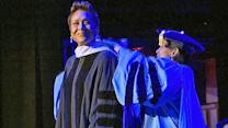 Robin Roberts Gives Commencement Speech
