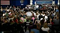 RAW: Romney speaks in Janesville