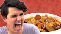 Americans Try Sichuan Food