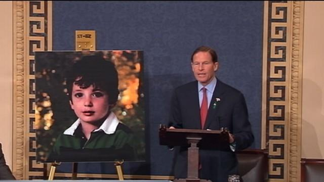 Newtown Families Offer Emotional Testimony Before Congress