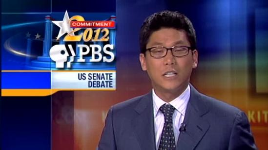 Hirono and Case discuss major issues in televised debate