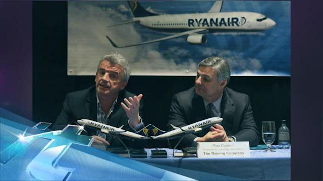 Ryanair sacks pilot for questioning safety on TV