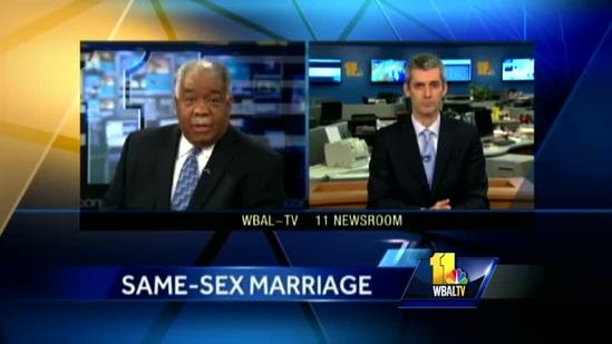 Md. couple: DOMA strikedown would benefit us
