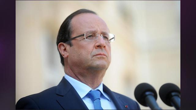 France Against Syria Strike And Distrusting Of Hollande, Poll Says