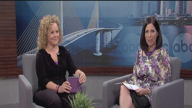 Positively Tampa Bay: Taking Action Against Domestic Violence: Allstate