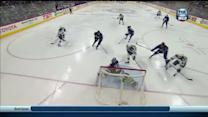 Koivu scores after brilliant passing play