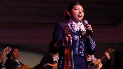 Mariachi Music Helps Pave Path to College