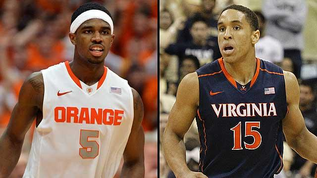 Syracuse, Virginia showdown a 'heavyweight battle' for ACC