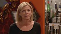 **FIRST LOOK** Leanne tries to provoke Nick in Coronation Street