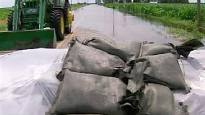 Craig Residents Eye Approaching Floodwaters