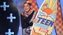 Woodley, Elgort Rock the Teen Choice Awards