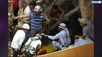 Little Hope For Eight Trapped Honduran Miners