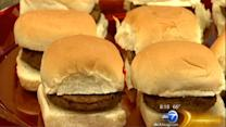 Mini Burgers, Mini Hot Dogs and More from GFS Marketplace