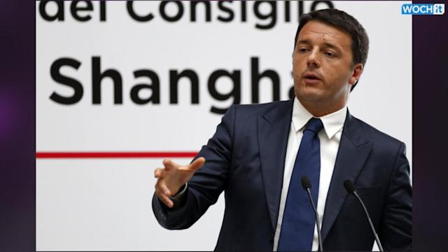 Italy PM Renzi Says Will Not Accept Party 'anarchy' On Reforms