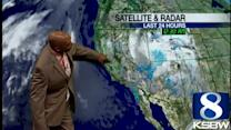 Check out your Saturday evening KSBW Weather Forecast 03 09 13
