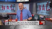 Cramer: Bought Netflix or Time Warner on Apple rumors? Ge...