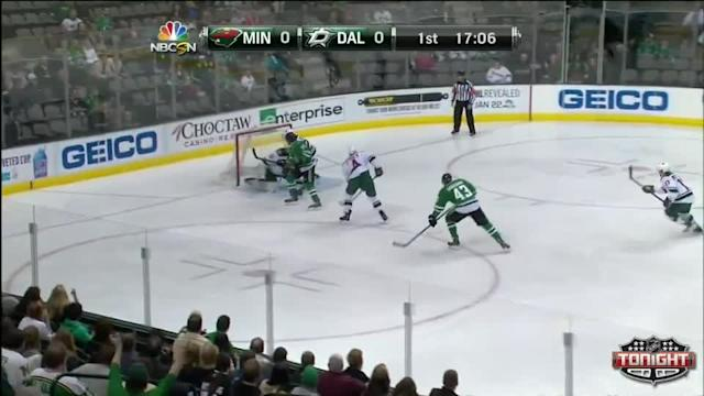 Minnesota Wild at Dallas Stars - 01/21/2014