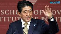 Japan's Prime Minister Abe Says 'Heart Aches' Over WW2 Sex Slaves Slaves