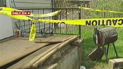 Tenant Blames Landlord For Porch Collapse