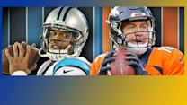 Super Bowl 50 Quarterback Comparisons