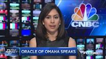 The Week Ahead: Oracle of Omaha speaks