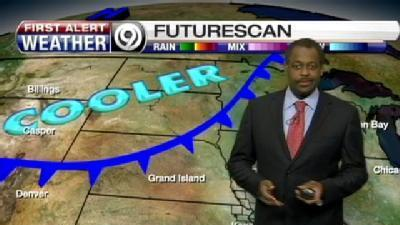 Chilly Temperatures Linger, Bryan Says