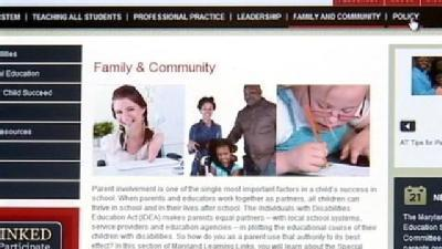 Website Helps Parents Understand Special Ed Issues