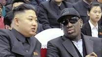 BFF Odd Couple of Rodman and Kim Jong Un no laughing matter